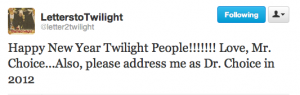 Mr. Choice is a better Twilight blogger than me (click this)