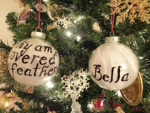 breaking  dawn ornament