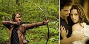 Katniss. Shooting Beller & Edward