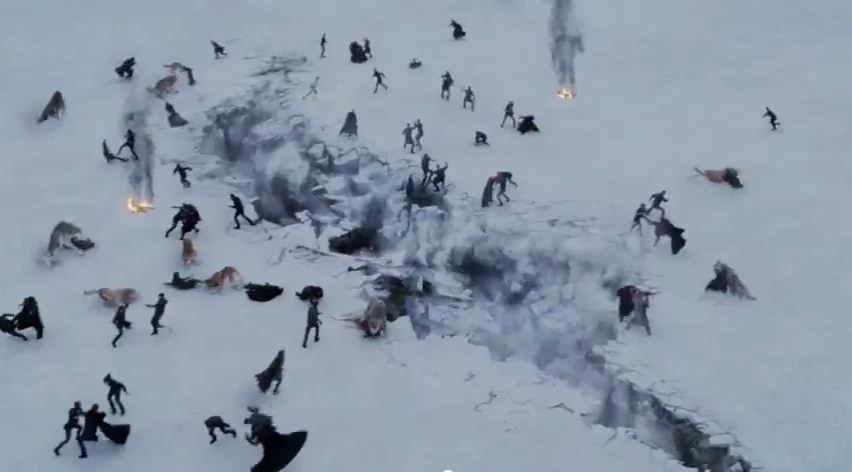 Breaking Dawn battle scene
