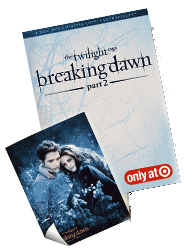 breaking dawn part 2 dvd