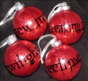 twilight ornaments